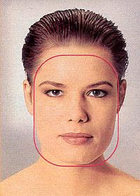 Die Idealfrisur Für Das Gesicht